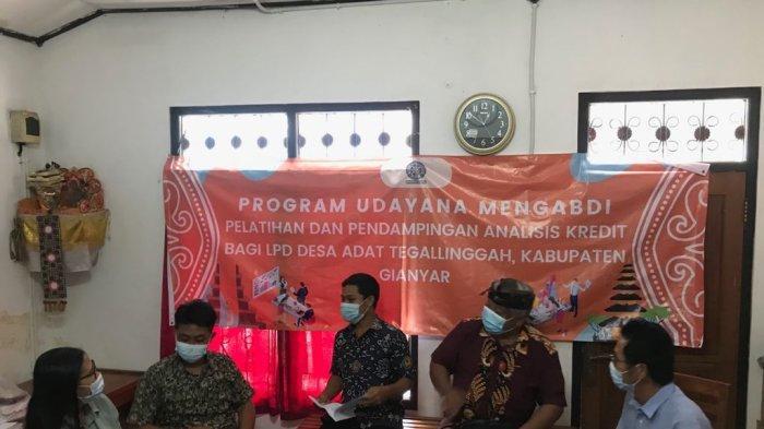 Pelatihan dan Pendampingan Analisis Kredit Bagi LPD Desa Adat Tegallinggah Gianyar