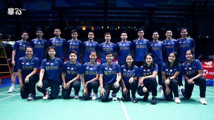 Tim Indonesia Jalani Pemulihan Psikologis Setelah Gagal di Piala Sudirman