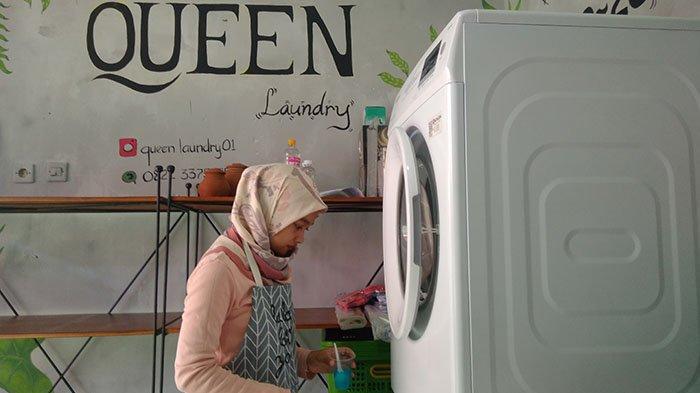 Telah Dibuka Queen Laundry Glogor Carik, Gratis dan Diskon Laundry Selama Januari 2021