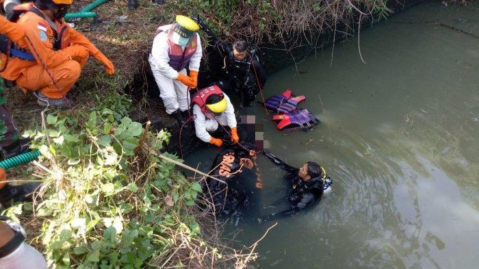 Pria 68 Tahun yang Dikabarkan Hilang Ditemukan Tim SAR di Kubangan dengan Kedalaman Sekitar 16 Meter