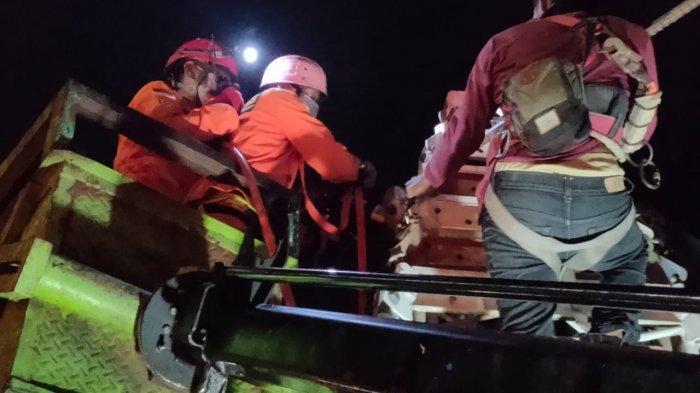 Kecelakaan Kerja, Tangan Kanan Rudi Terluka Parah Saat Turunkan Tower di Jembrana Bali