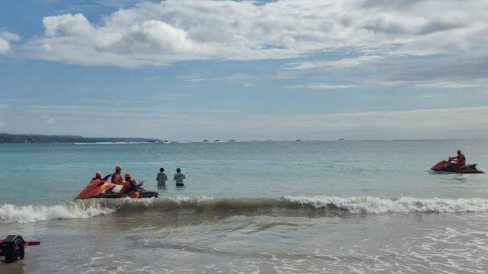KRONOLOGI Pemuda Surabaya Hilang Terseret Ombak di Pantai Dreamland Badung