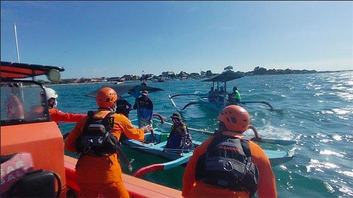 Alami Mati Mesin, 3 Nelayan Tradisional Terapung-apung di Perairan Selatan Uluwatu Badung