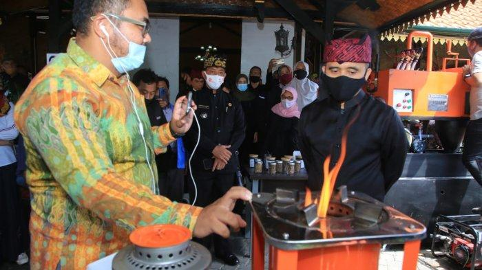 Rancang Program BOSS, Pengolahan Sampah Jadi Energi Alternatif di Desa & Destinasi Wisata Banyuwangi