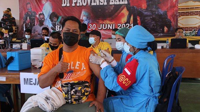 Pemprov Bali Kerahkan Tim Vaksinator ke Desa Bondalem Buleleng, Sasar Vaksin 5.000 Warga