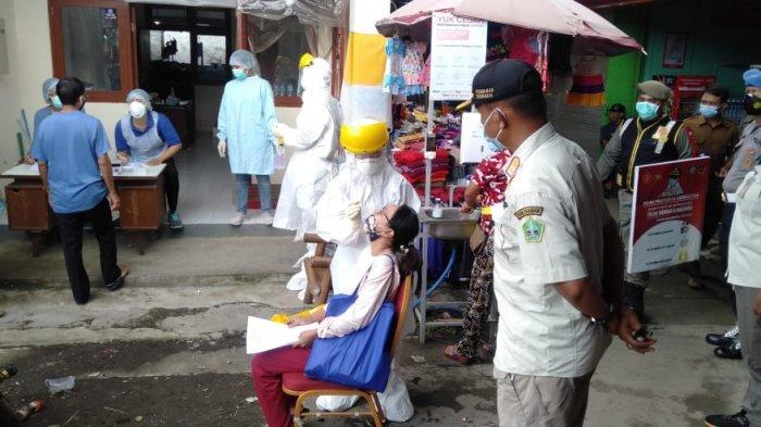 58 Orang Terjaring Razia Prokes di Tabanan Bali, 14 Orang Jalani Rapid Antigen