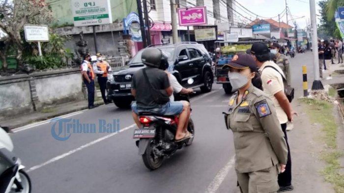 Selama Pemberlakuan Denda Masker, Denpasar Kantongi Rp 173,5 Juta Uang Denda Masker