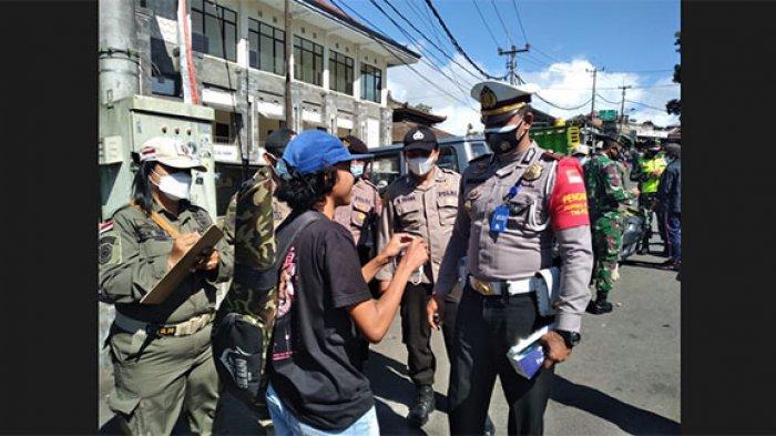 Penerapan PPKM Darurat Jawa-Bali, Kawasan Wisata Kintamani Ditutup