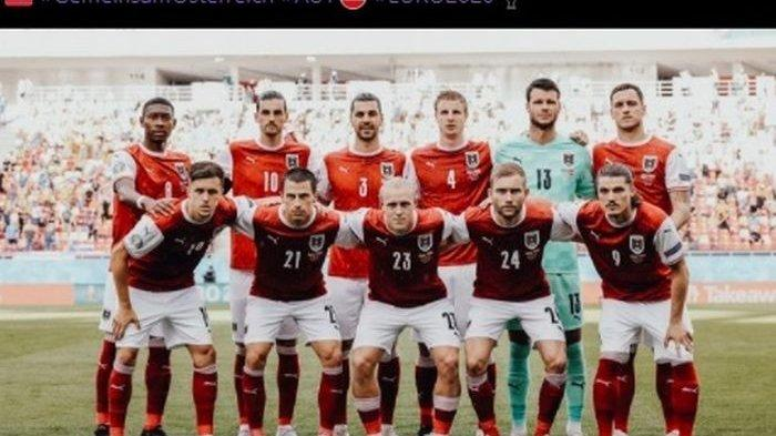 Hasil Austria Vs Ukraina Euro 2020: Pemain Termuda Cetak Gol, Austria Temani Belanda ke 16 Besar