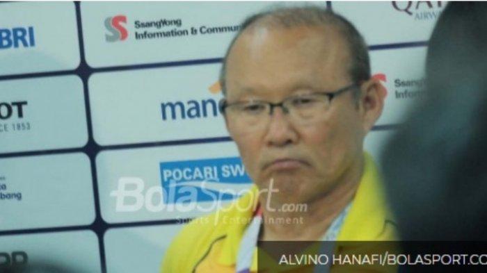 Pelatih timnas Vietnam, Park Hang-seo