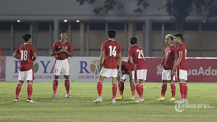 Update Jadwal Timnas Indonesia di Kualifikasi Piala Asia U-23 2022 Uzbekistan, China Lawan Pertama