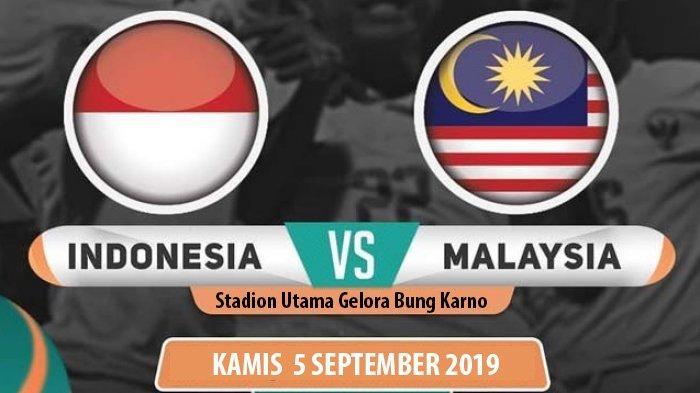 Kabar Gembira! Laga Timnas Senior vs Malaysia Disiarkan Langsung oleh Stasiun TV Nasional