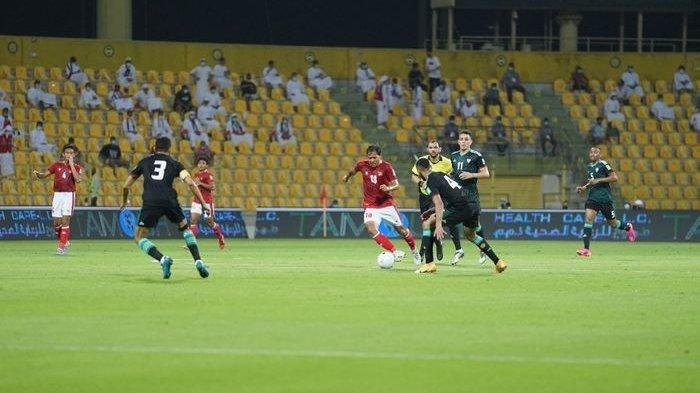 Hasil Timnas Indonesia Vs UEA Kualifikasi Piala Dunia 2022, Anak Asuh Shin Tae-yong Dibantai 0-5