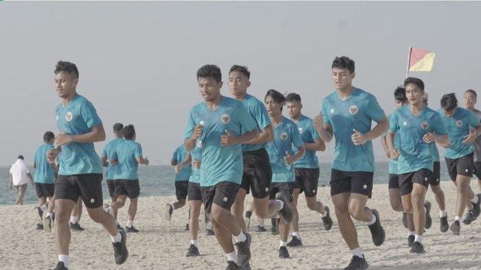 Media Vietnam Anggap Aneh Latihan Perdana Timnas Indonesia di UEA, Ini Misi Khusus Shin Tae-yong