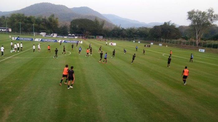 Timnas U19 Indonesia Asuhan Shin Tae-yong Melawan Kyung Hee University Sore Ini