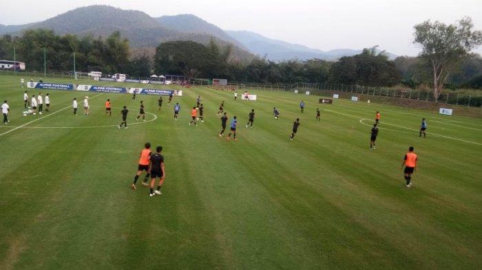 Timnas Indonesia U-19 Mulai Jalani Program Latihan di Thailand