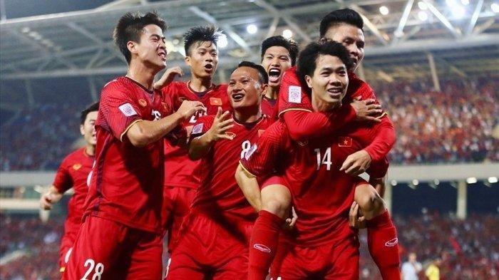 HASIL Vietnam Vs UEA, Meski Kalah, Vietnam Tetap Lolos Putaran Ketiga Kualifikasi Piala Dunia 2022