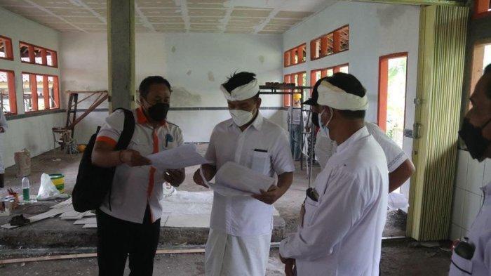 40 SD dan SMP di Jembrana Akan Direhab, Gunakan Dana Alokasi Khusus dari Kemendikbudikti