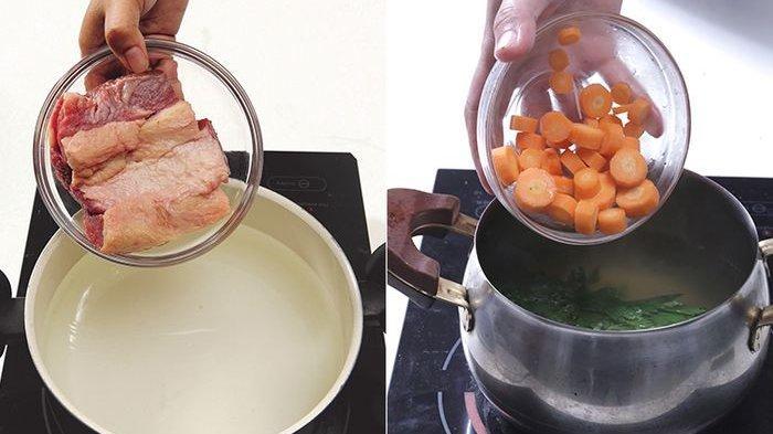 Tips Bikin Sayur Sop Seenak Buatan Warteg, Perhatikan Cara Membuat Kaldu dan Urutan Memasukkan Sayur