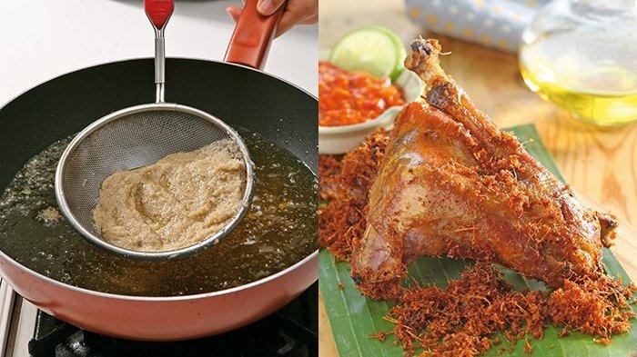 Resep Masak Ayam Serundeng ala Restoran, Berikut Tips agar Serundeng Gurih dan Melimpah