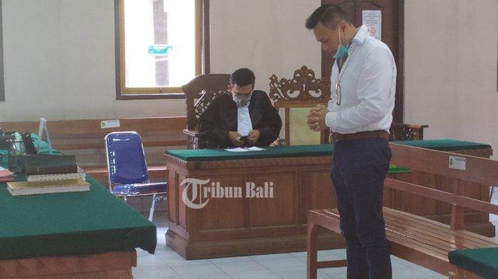 Bos BPR Legian Diputus Bebas Perkara Perbankan, Titian Mengucap Syukur