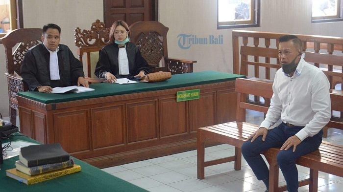 Dituntut 12 Tahun Penjara Perkara Perbankan, Bos BPR Legian Ajukan Pembelaan