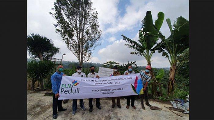 Upayakan Geliat Ekonomi dari Potensi Desa, PLN Peduli Kembangkan Ekowisata Desa Sanda Tabanan