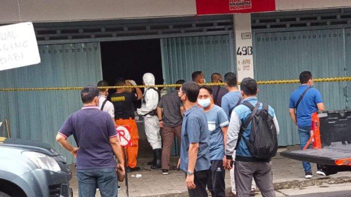 UPDATE Gas Beracun yang Tewaskan 4 Orang di Jimbaran, Labfor Mabes Polri Masih Selidiki Sampel Gas