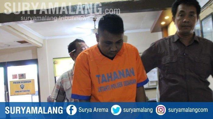 Modal Rambut Cepak Ala Tentara, Achmad Perdayai 3 Janda di Sidoarjo. Hmmmmm