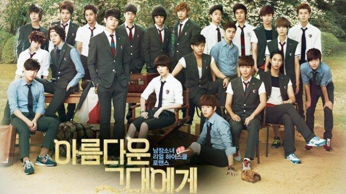 Selain Racket Boys, 6 Drama Korea Ini Mengisahkan Olahraga dan Sportivitas, Apa Saja Itu?
