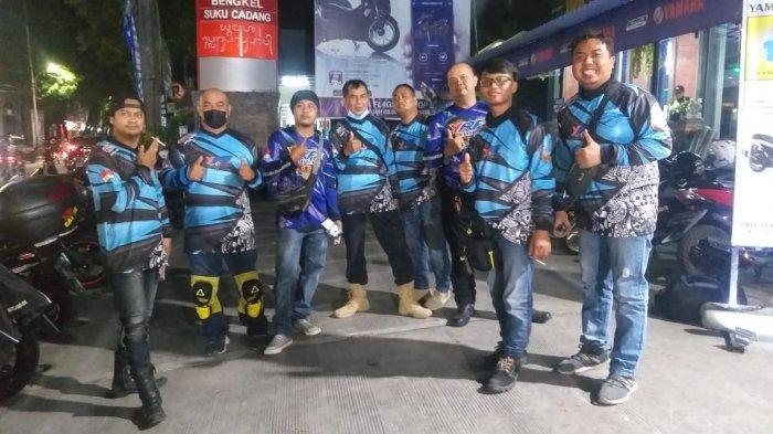Diikuti 24 Peserta, YRFI Bali Gelar Touring Bertajuk Lilacita Ring Bromo