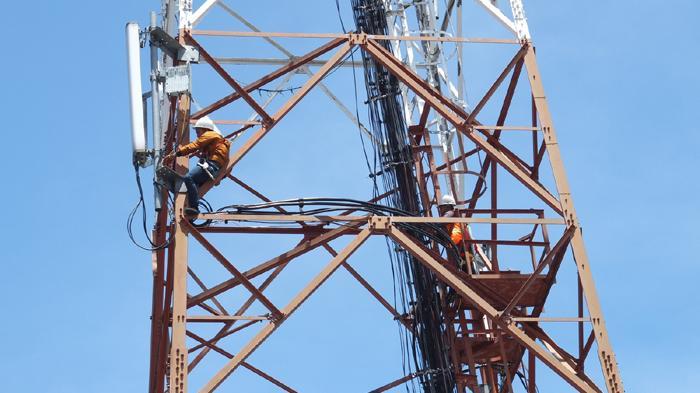 Belasan Tower Telekomunikasi di Karangasem Belum Kantongi Izin