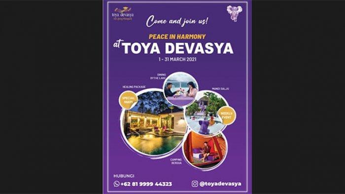 Keheningan dan Kedamaian Nyepi di Toya Devasya