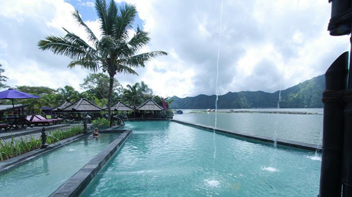 TRIBUN WIKI - 6 Pemandian Air Panas di Pulau Bali, Bisa Cegah dan Sembuhkan Penyakit Kulit