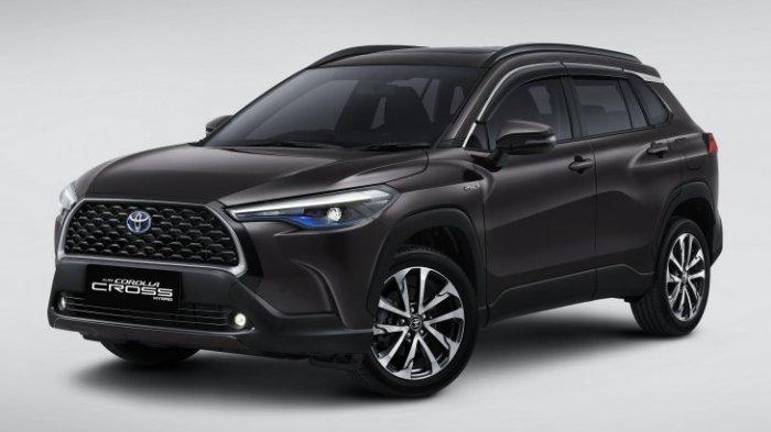 Toyota Tawarkan Corolla Cross, Mesin HEV, Produk Ke-7 Toyota di Indonesia Berteknologi Elektrifikasi