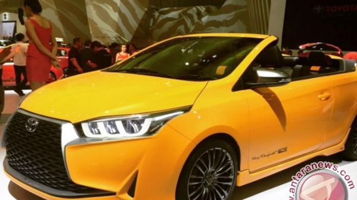 Toyota Modifikasi Yaris Terinspirasi Pantai Legian Bali Tribun Bali