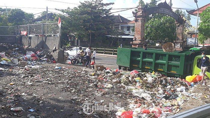 Pembuangan Sampah Anorganik ke TPS di Denpasar Hanya Bisa Dilakukan Selasa dan Jumat