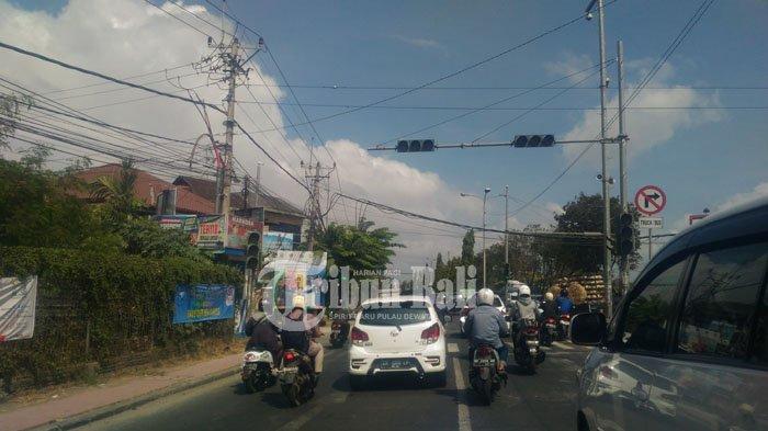 Traffic Light Kompak Padam Berbulan-bulan
