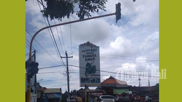 Traffic Light Padam di Gunung Tangkuban Perahu Denpasar Bikin Krodit