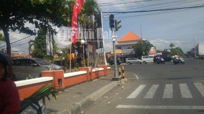 Traffic Light Padam di Sanur, Tolong Perbaiki
