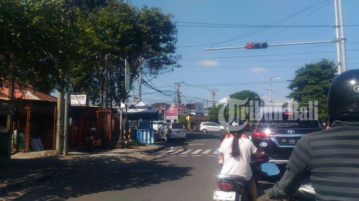 Traffic Light Padam di Sanur, Dinas Terkait Serius Dong