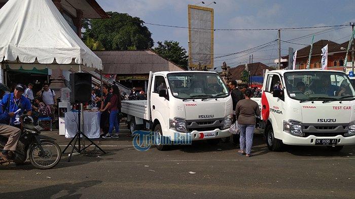 Hadir di Pasar Beringkit, PT Isuzu Astra Motor Indonesia Perkenalkan Isuzu Traga