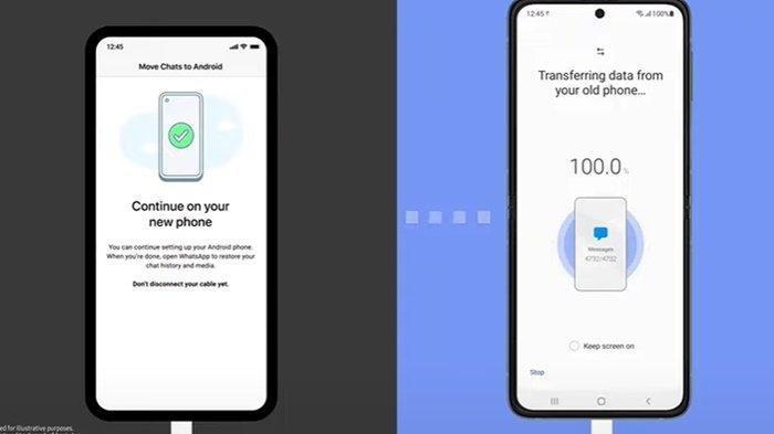 Bagaimana Cara Transfer Chat WhatsApp dari iPhone ke Android?