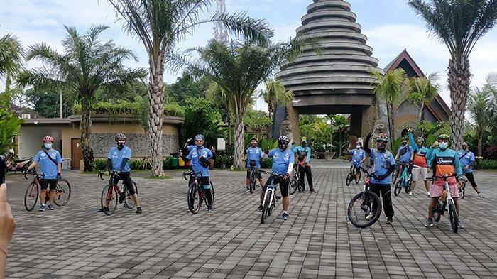 Tribun Bali Bersama BRI Gelar Acara 'Medali', untuk Tingkatkan Imun Sambil Berwisata di Masa Pandemi