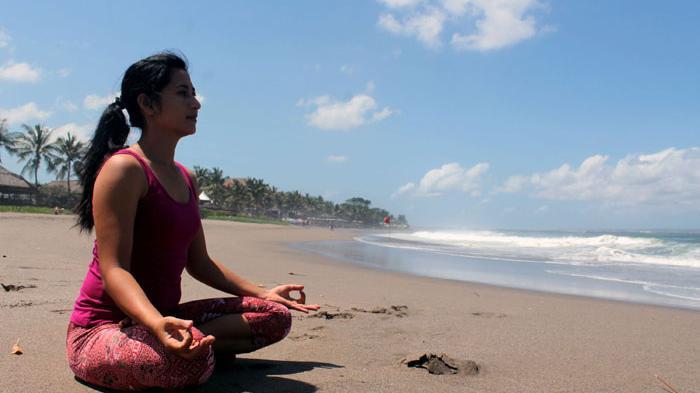 Mengatasi Stres dan Depresi dengan Yoga, Praktekkan 5 Gaya Ini, Hanya Butuh 5 Menit