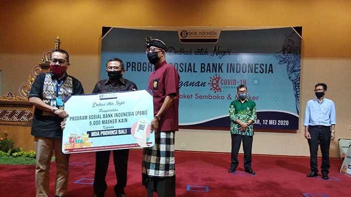 Bank Indonesia Salurkan Bantuan Sembako dan Sarana Kesehatan untuk Masyarakat & Tenaga Medis