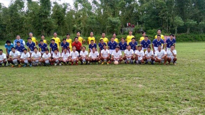 Manila FC Juara The Reunion Games Tropeo Acara HUT Rwa Bhineda di Payangan Gianyar