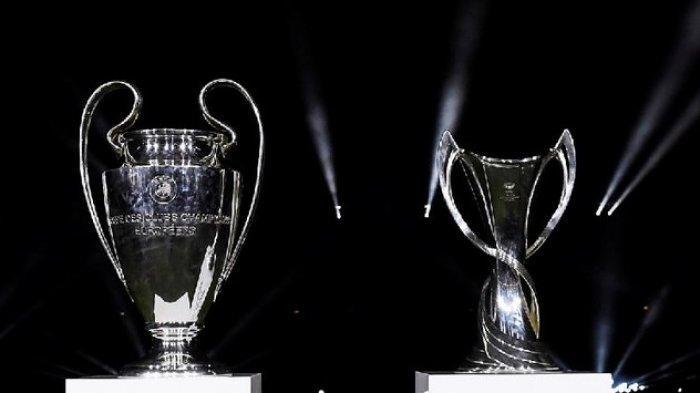 Tropi piala Champions Eropa