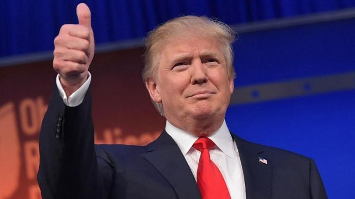 Kabar Terbaru Donald Trump, Pidato Berapi-api soal Dirinya Sendiri Saat Hadiri Pernikahan