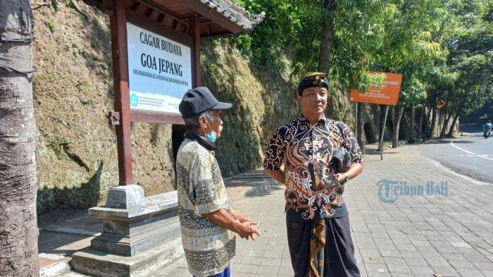 Tukad Bubuh dan Cagar Budaya Goa Jepang Klungkung Bisa Diintegrasikan Jadi Wisata Edukasi Sejarah